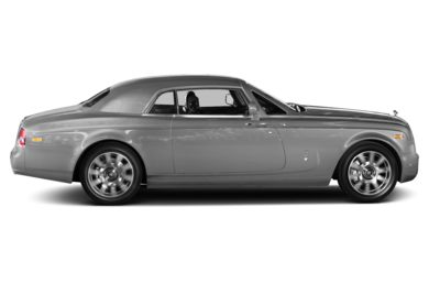 90 Degree Profile 2013 Rolls-Royce Phantom Coupe