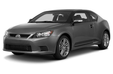 3/4 Front Glamour 2013 Scion tC