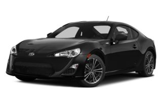 3/4 Front Glamour 2015 Scion FR-S