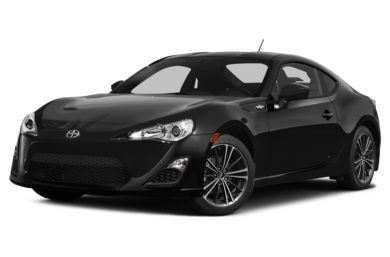 3/4 Front Glamour 2014 Scion FR-S