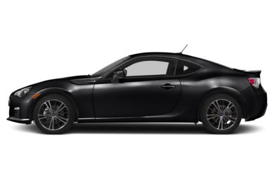 90 Degree Profile 2014 Subaru BRZ