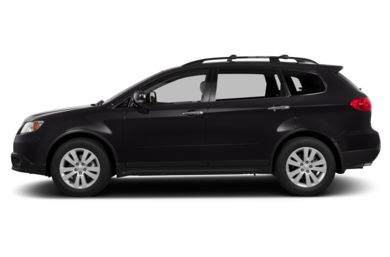 90 Degree Profile 2013 Subaru Tribeca