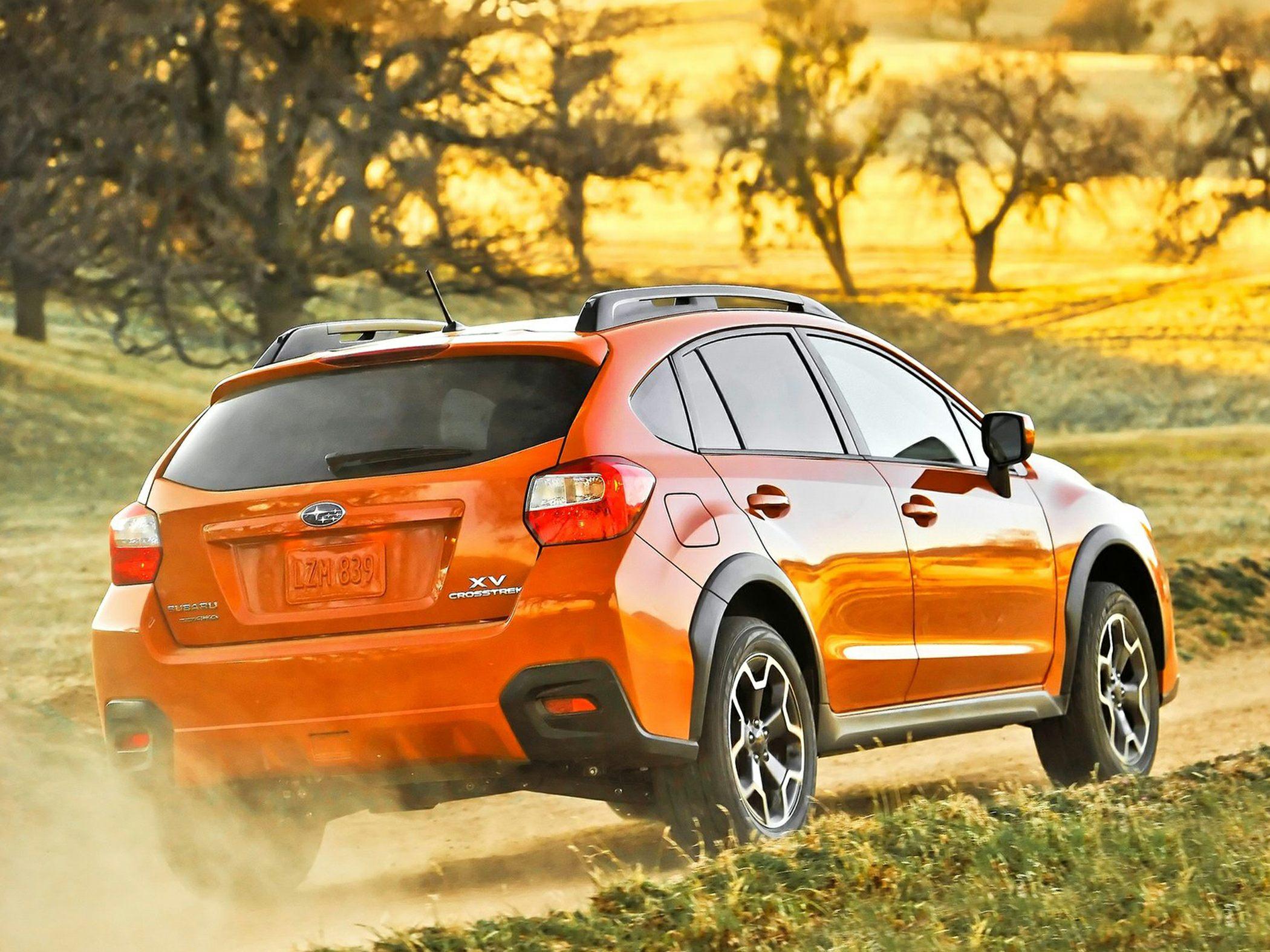 2014 Subaru XV Crosstrek Glamour