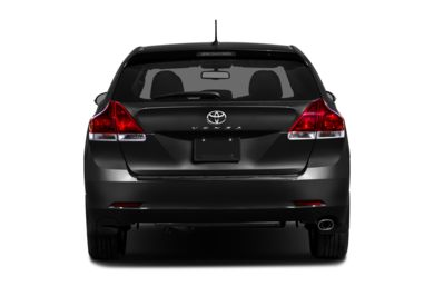 Rear Profile  2013 Toyota Venza