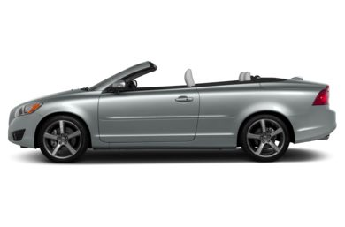 90 Degree Profile 2013 Volvo C70