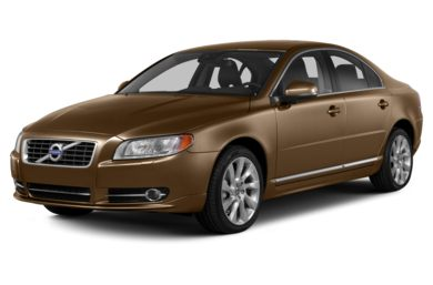 3/4 Front Glamour 2013 Volvo S80