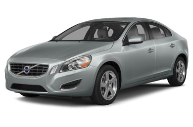 3/4 Front Glamour 2013 Volvo S60