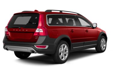 3/4 Rear Glamour  2013 Volvo XC70