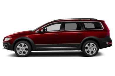 90 Degree Profile 2013 Volvo XC70
