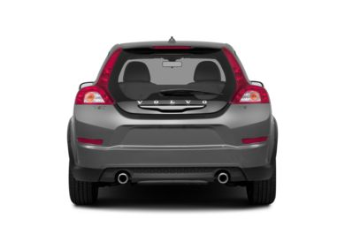Rear Profile  2013 Volvo C30