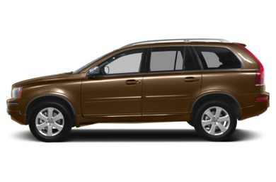 90 Degree Profile 2013 Volvo XC90