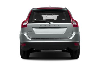 Rear Profile  2013 Volvo XC60