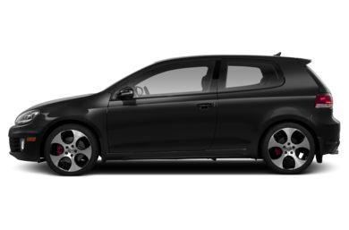 90 Degree Profile 2013 Volkswagen GTI