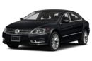 3/4 Front Glamour 2016 Volkswagen CC