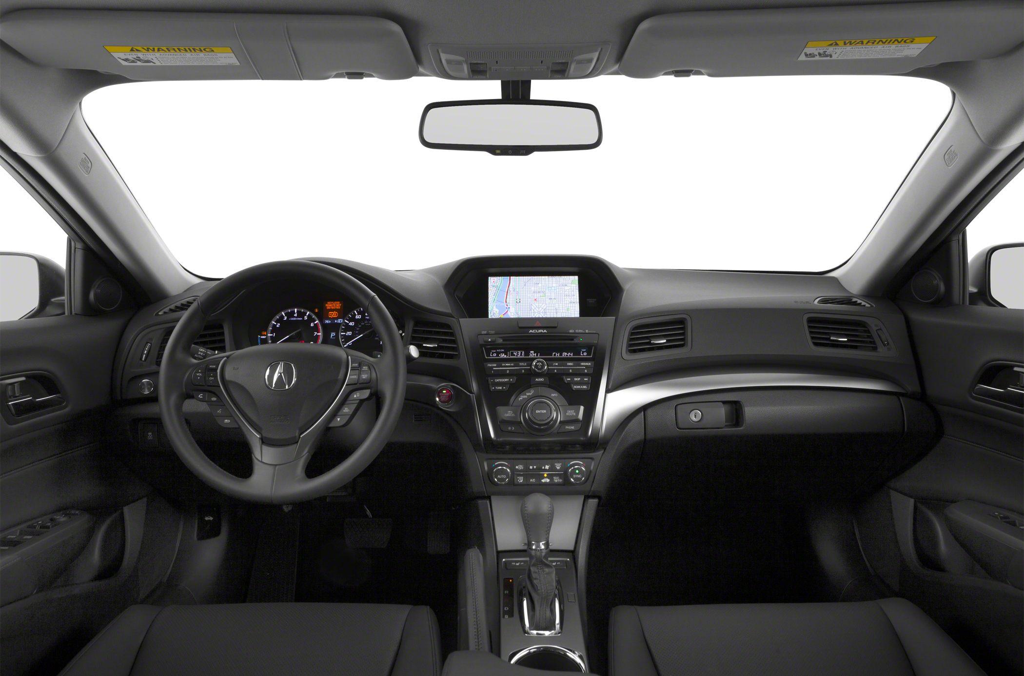 2014 Acura ILX Hybrid Interior