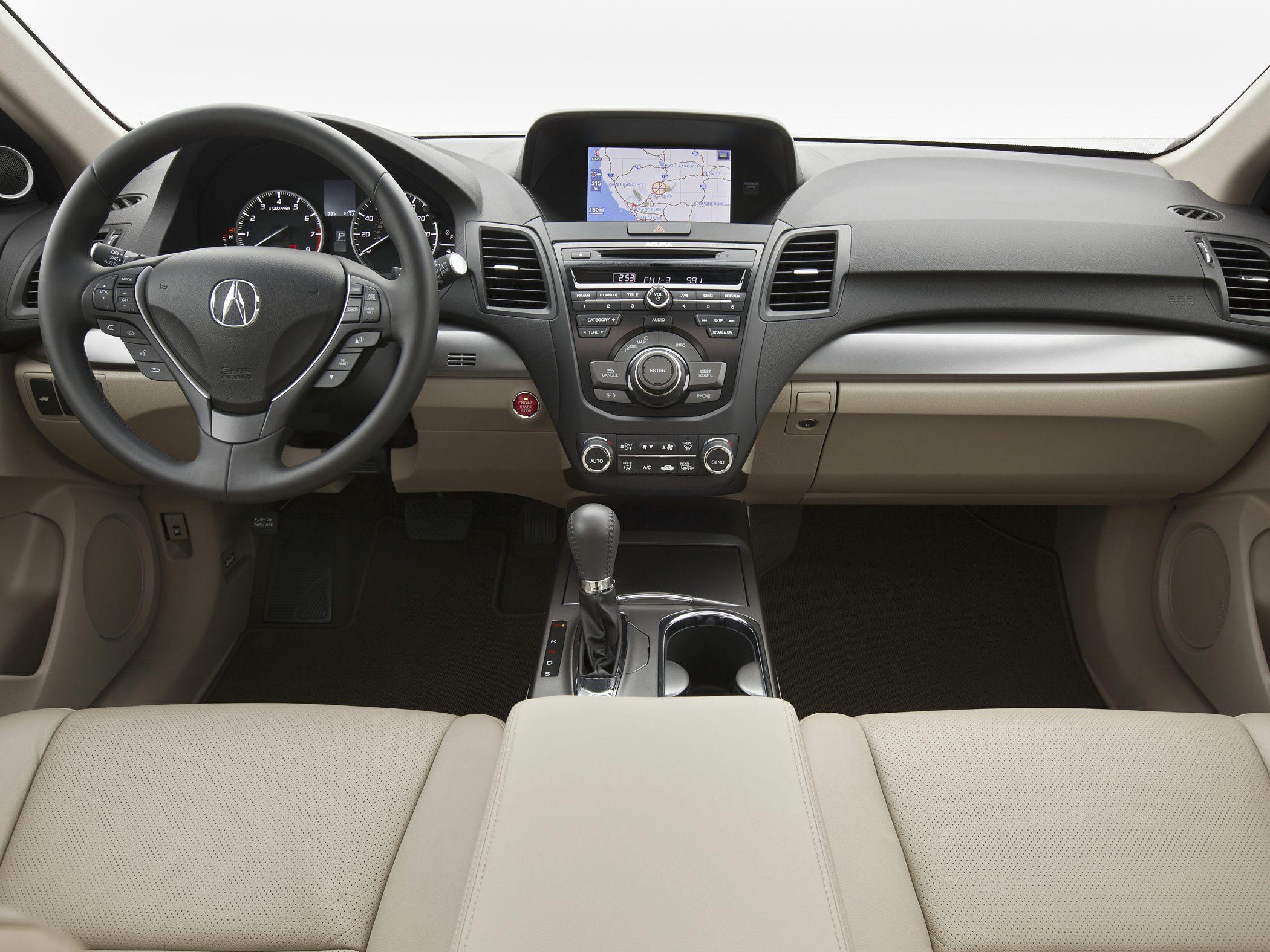 2014 Acura RDX Interior