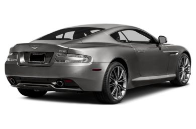 3/4 Rear Glamour  2014 Aston Martin DB9