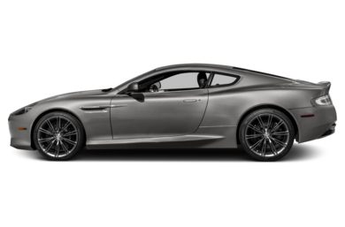 90 Degree Profile 2014 Aston Martin DB9