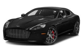 3/4 Front Glamour 2014 Aston Martin Rapide S