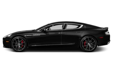 90 Degree Profile 2014 Aston Martin Rapide S