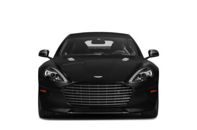 Grille  2014 Aston Martin Rapide S