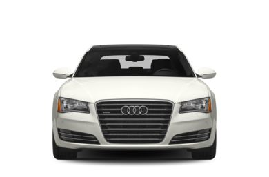 Grille  2014 Audi A8