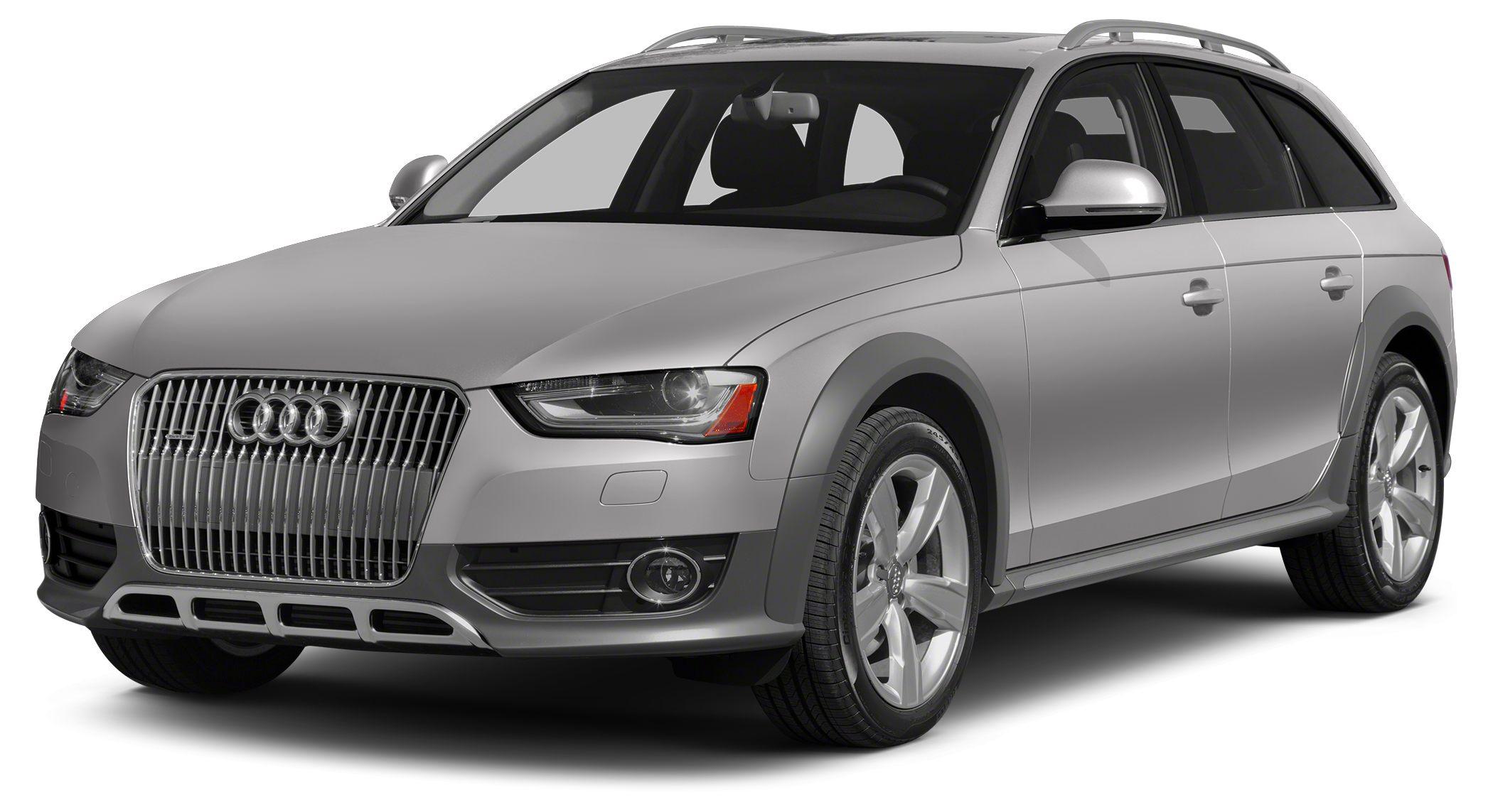 2014 Audi allroad Exterior