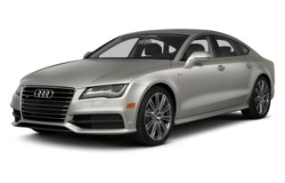 3/4 Front Glamour 2014 Audi A7