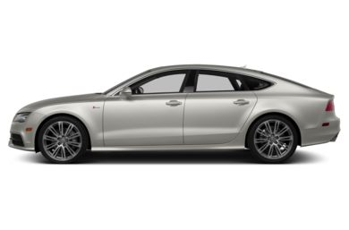 90 Degree Profile 2014 Audi A7