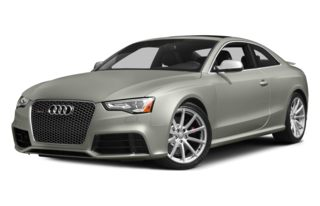 3/4 Front Glamour 2014 Audi RS 5