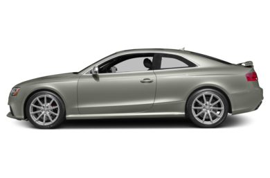 90 Degree Profile 2014 Audi RS 5