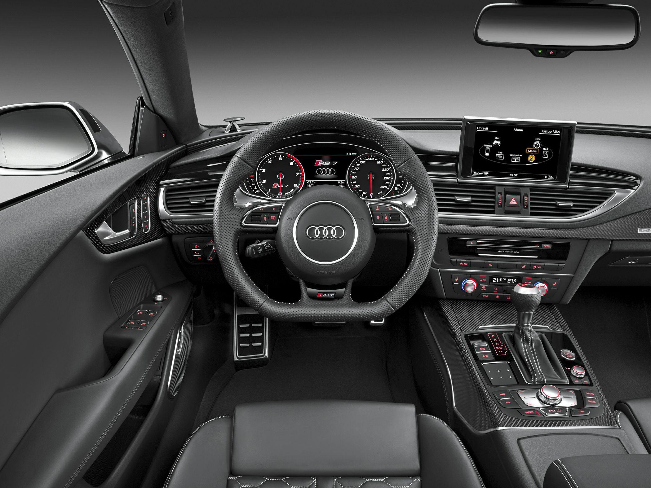 2014 Audi RS 7 Interior