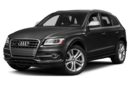 3/4 Front Glamour 2017 Audi SQ5