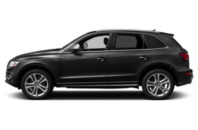 90 Degree Profile 2014 Audi SQ5