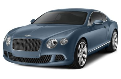 3/4 Front Glamour 2014 Bentley Continental GT