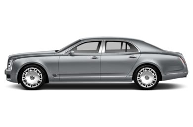 90 Degree Profile 2014 Bentley Mulsanne