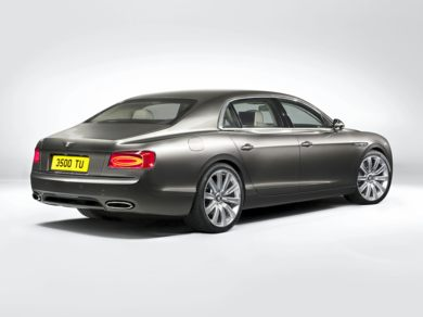 OEM Exterior  2014 Bentley Flying Spur