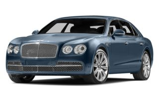 3/4 Front Glamour 2014 Bentley Flying Spur