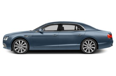 90 Degree Profile 2014 Bentley Flying Spur