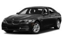 3/4 Front Glamour 2015 BMW 535