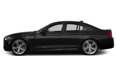 90 Degree Profile 2016 BMW M5