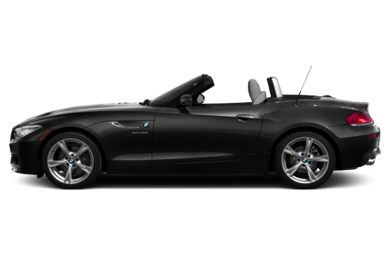 90 Degree Profile 2016 BMW Z4