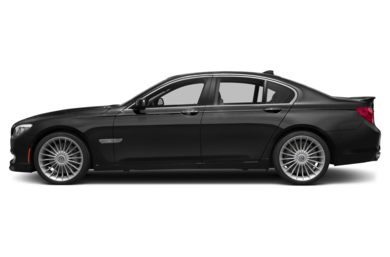 90 Degree Profile 2014 BMW ALPINA B7