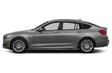 90 Degree Profile 2014 BMW 550 Gran Turismo