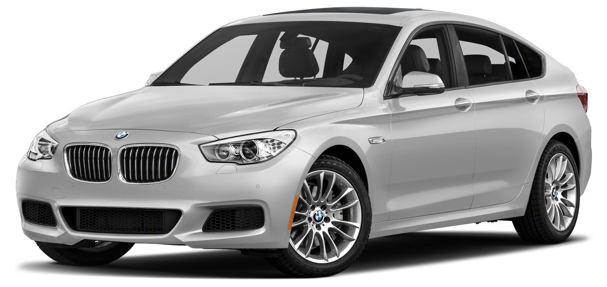 2014 BMW 550 Gran Turismo Exterior