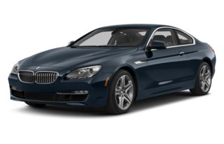 3/4 Front Glamour 2014 BMW 650