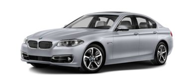 3/4 Front Glamour 2014 BMW ActiveHybrid 5