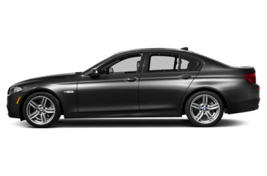 90 Degree Profile 2014 BMW 535d