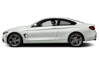 90 Degree Profile 2014 BMW 428