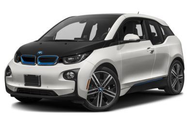 3/4 Front Glamour 2014 BMW i3